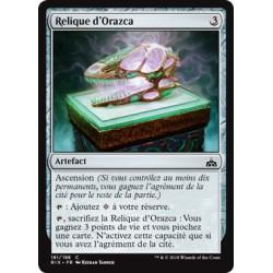 Artefact - Relique d'Orazca (C FOIL) [RIX]