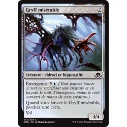 Incolore - Gryff misérable (C) [EMN] (FOIL)