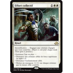 Blanche - Effort collectif (R) [EMN] (FOIL)