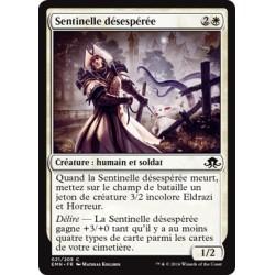 Blanche - Sentinelle désespérée (C) [EMN] (FOIL)