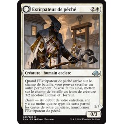 Blanche - Extirpateur de péché (U) [EMN] (FOIL)