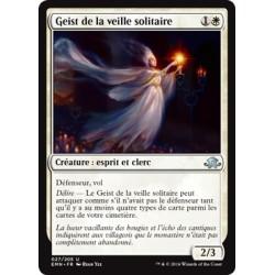 Blanche - Geist de la veille solitaire (U) [EMN] (FOIL)
