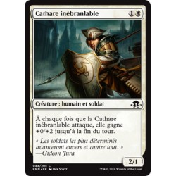 Blanche - Cathare inébranlable (C) [EMN] (FOIL)