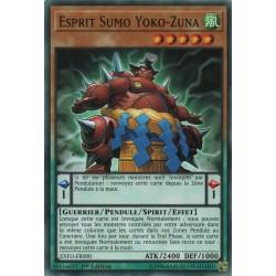 Yugioh - Esprit Sumo Yoko-Zuna (C) [EXFO]