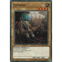 Yugioh - Zombino (SP) [EXFO]