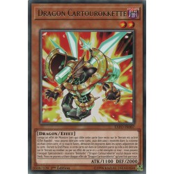 Yugioh - Dragon Cartourokkette (R) [EXFO]