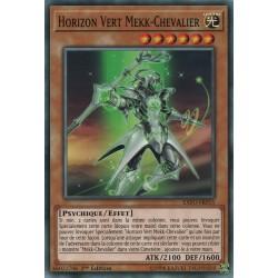 Yugioh - Horizon Vert Mekk-Chevalier (C) [EXFO]