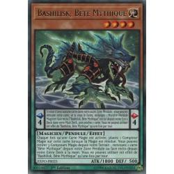 Yugioh - Bashilisk, Bête Mythique (R) [EXFO]