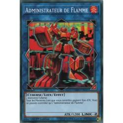 Yugioh - Administrateur de Flamme (C) [EXFO]