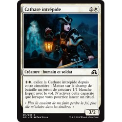 Blanche - Cathare intrépide (Foil) (C) [SOI]