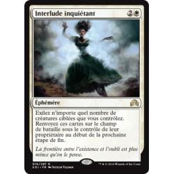 Blanche - Interlude inquiétant (Foil) (R) [SOI]