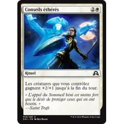Blanche - Conseils éthérés (Foil) (C) [SOI]