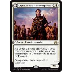 Blanche - Capitaine de la milice de Hanweir (Foil) (R) [SOI]