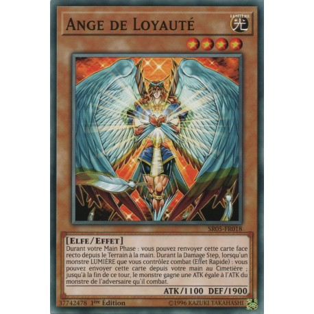 Yugioh - Ange De Loyauté (C) [SR05]