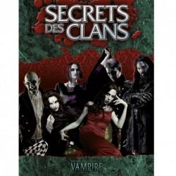 Vampire : la Mascarade Secrets des Clans