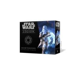 Star Wars - Legion - Extension d'unité Snowtroopers