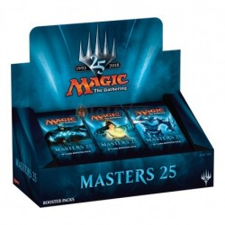 Boite Masters 25 (24 Boosters)