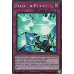 Yugioh - Rafale de Protons (SR) [LED2]