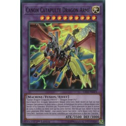 Yugioh - Canon Catapulte Dragon Armé (SR) [LED2]