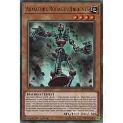 Yugioh - Armature Rouages Ancients (R) [LED2]