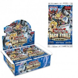Yugioh - Boite Pack Etoile : Vrains (50 Boosters)