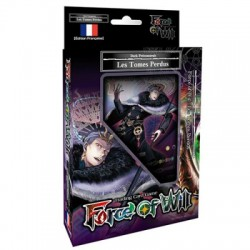 Deck Les Tomes Perdus VF Force of Will