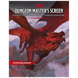 Ecran - Dungeons & Dragons 5edt