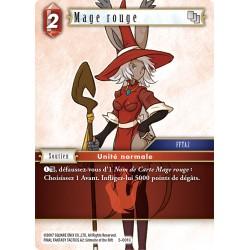 Final Fantasy - Feu - Mage Rouge (FF05-001C)