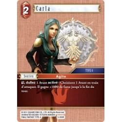 Final Fantasy - Feu - Carla (FF05-006R)