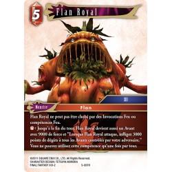 Final Fantasy - Feu - Flan Royal (FF05-007H)