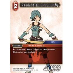 Final Fantasy - Feu - Spadassin (FF05-016C)