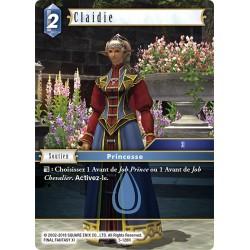 Final Fantasy - Eau - Claidie (FF05-128R)