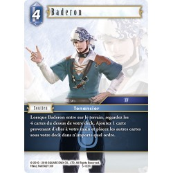 Final Fantasy - Eau - Baderon (FF05-132R)