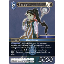 Final Fantasy - Eau - Porom (FF05-135L)