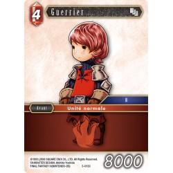 Final Fantasy - Feu - Guerrier (FF05-013C) (Foil)