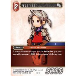 Final Fantasy - Feu - Guerrier (FF05-014C) (Foil)