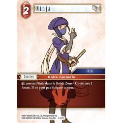 Final Fantasy - Feu - Ninja (FF05-017C) (Foil)