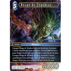 Final Fantasy - Eau - Nuage de Ténèbres (FF05-126L) (Foil)