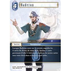 Final Fantasy - Eau - Baderon (FF05-132R) (Foil)