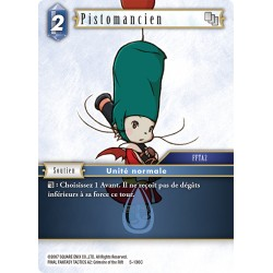 Final Fantasy - Eau - Pistomancien  (FF05-136C) (Foil)