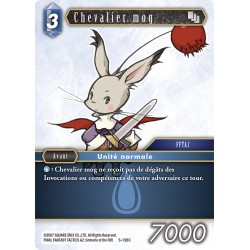 Final Fantasy - Eau - Chevalier mog (FF05-138C) (Foil)