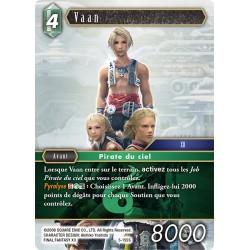 Final Fantasy - Vent - Vaan (FF05-155S) (Foil)