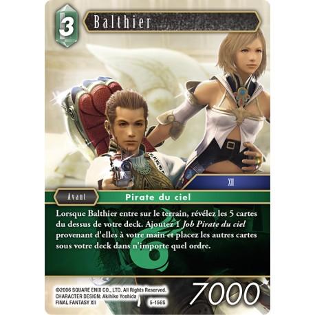 Final Fantasy - Vent - Balthier (FF05-156S) (Foil)