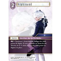 Final Fantasy - Foudre - Alphinaud (FF05-162S) (Foil)
