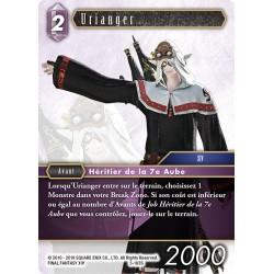 Final Fantasy - Foudre - Urianger (FF05-163S) (Foil)