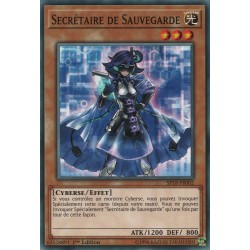 Yugioh - Secrétaire de Sauvegarde  (C) [SP18]