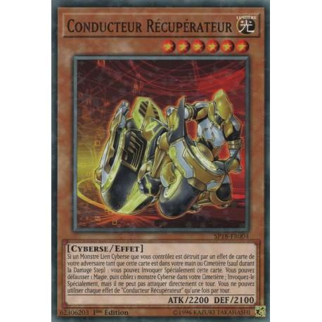 Yugioh - Conducteur Récupérateur  (C) [SP18]