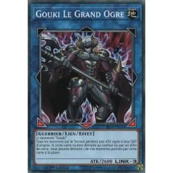 Yugioh - Gouki le Grand Ogre  (C) [SP18]