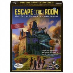 Escape the Room - Mystère au Manoir de l'Astrologue