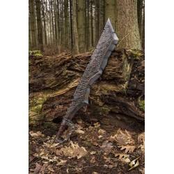 Arme Epée Longue - Hachoir Orc